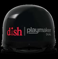 DISH Playmaker Dual - Outdoor TV - Roseburg, OR - Umpqua Satellite LLC - DISH Authorized Retailer