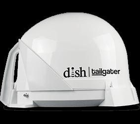 The Tailgater - Outdoor TV - Roseburg, OR - Umpqua Satellite LLC - DISH Authorized Retailer