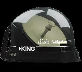 Tailgater Pro - Outdoor TV - Roseburg, OR - Umpqua Satellite LLC - DISH Authorized Retailer