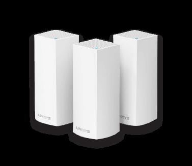 DISH Smart Home Services - Linksys Velop Mesh Router - Roseburg, OR - Umpqua Satellite LLC - DISH Authorized Retailer