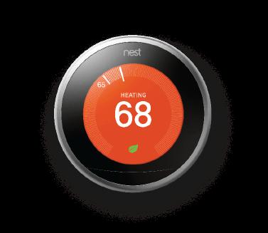DISH Smart Home Services - Nest Learning Thermostat - Roseburg, OR - Umpqua Satellite LLC - DISH Authorized Retailer
